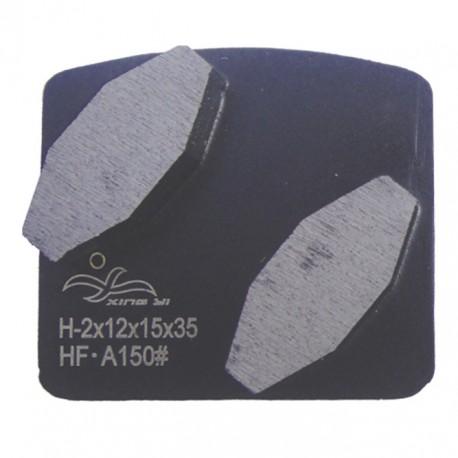 Segmento HTG-2L / Extra Hard