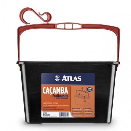 Cubeta Plástica 10 Litros Atlas