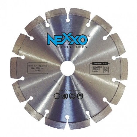 Disco Segmentado Nexxo Premium