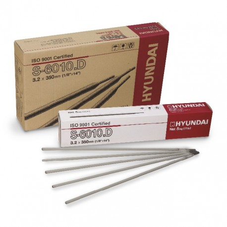 Electrodo al carbono S-6010 D