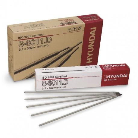 Electrodo al carbono S-6011 D