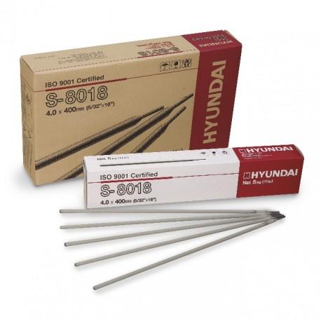 Electrodo al carbono S-8018 C1