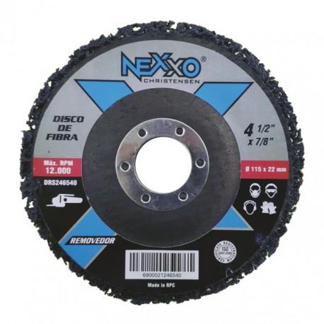 Disco Nexxo Removedor 4 1/2