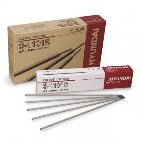 Electrodo al carbono S-11018M